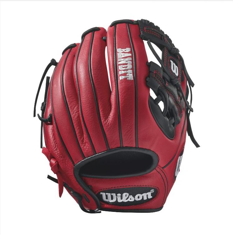 Wilson bandit pedroia fit baseball glove inch